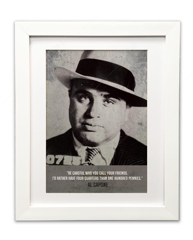 Al-Capone-White-Frame