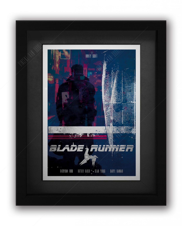 Blade Runner Framed