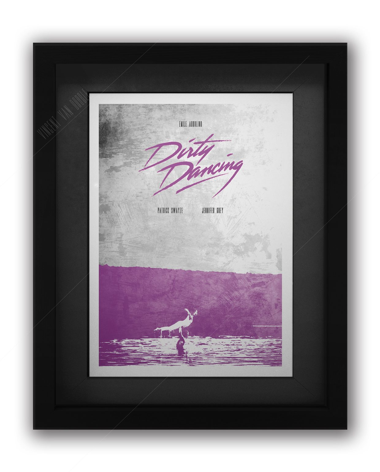 Dirty-Dancing-Framed