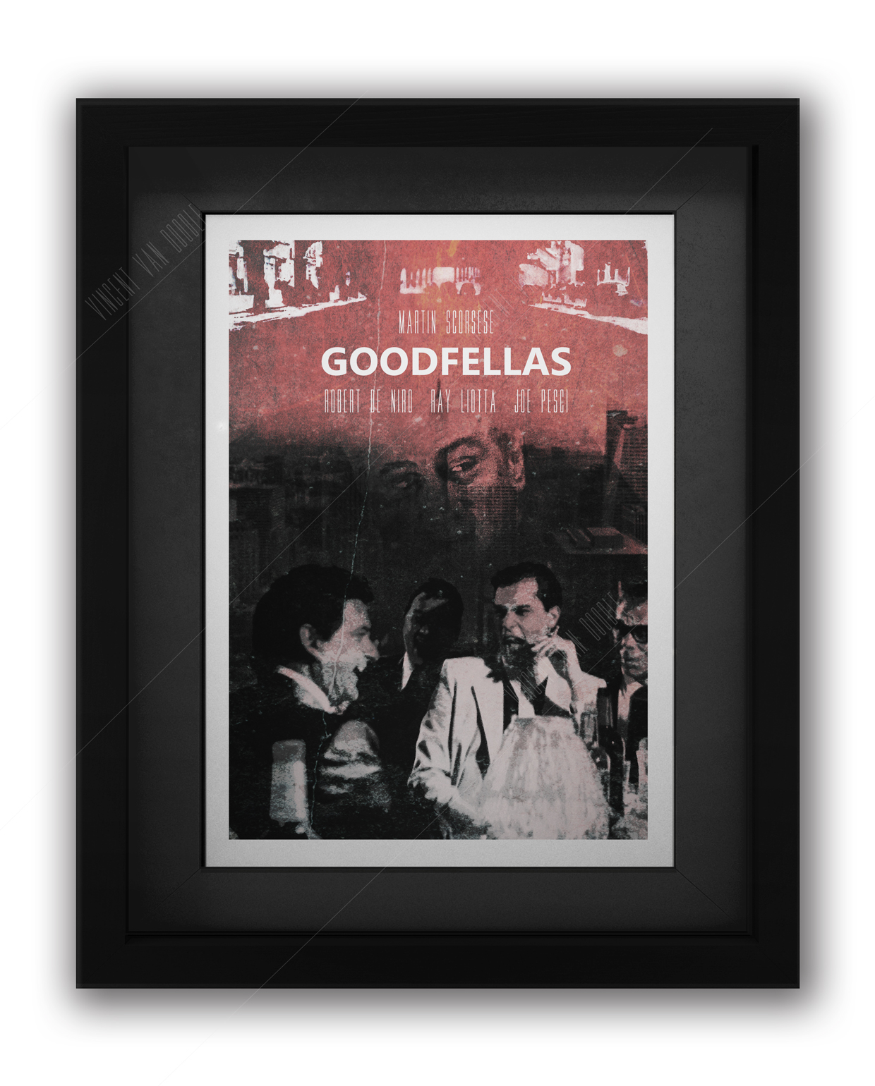 Goodfellas Movie Poster