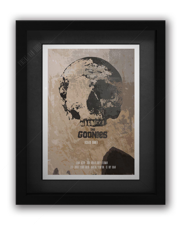 Goonies-framed