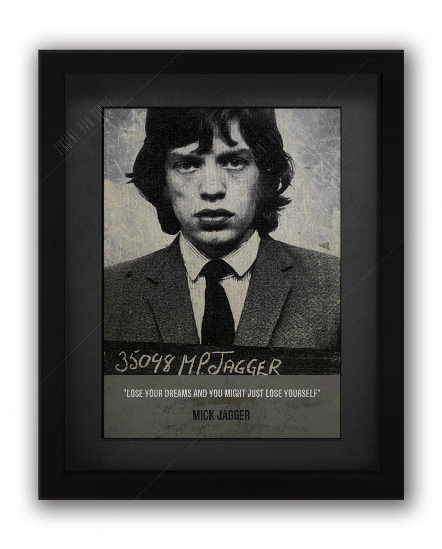 Mick-Jagg-Black-Frame