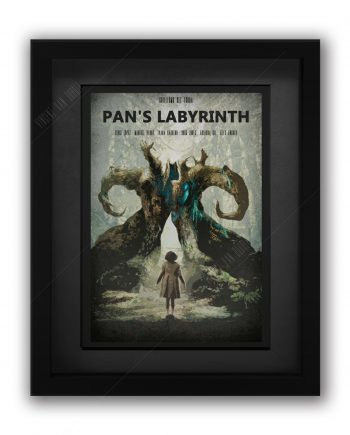 Pans Labyrinth Movie Poster
