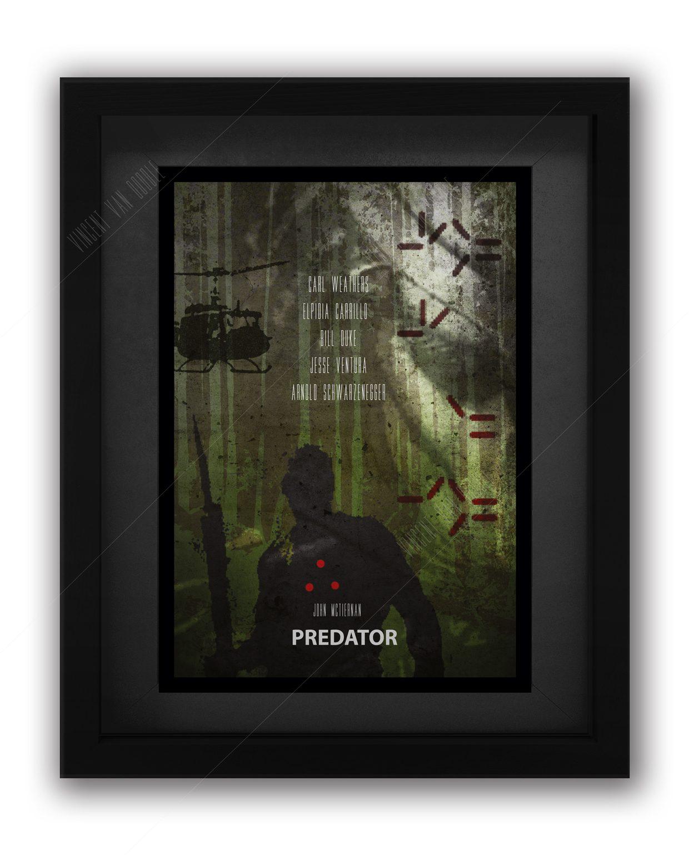 Predator-Framed