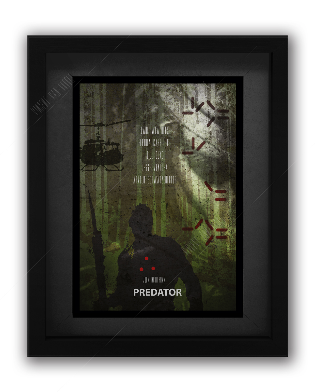 Predator Movie Poster