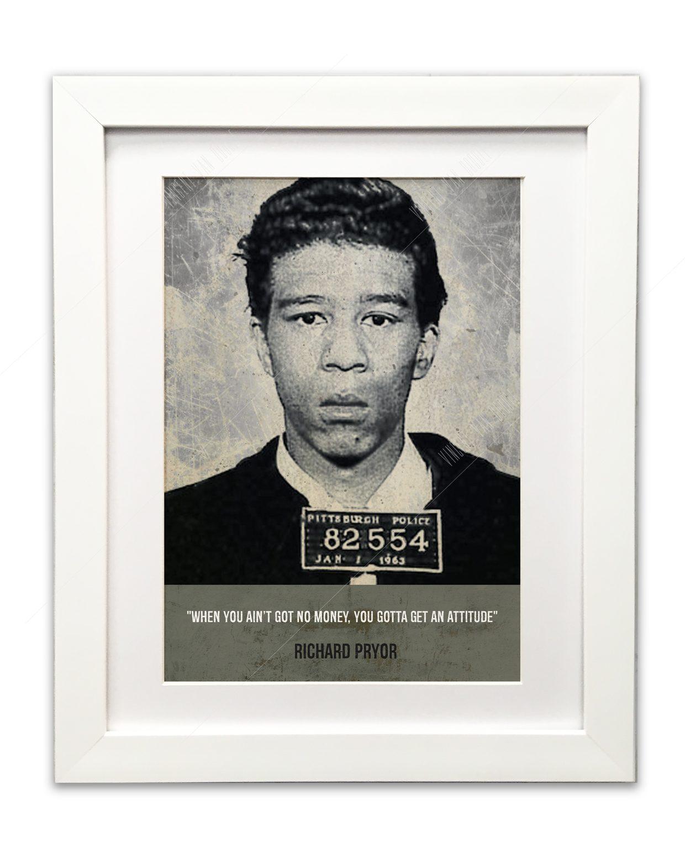 Richard-Pryor-Framed-White