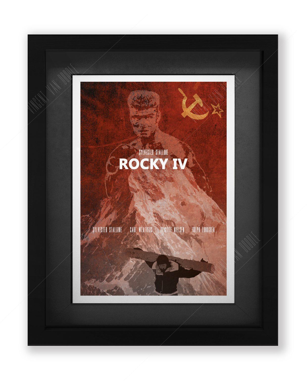 Rocky_4-Framed