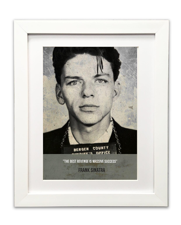 Sinatra-Mugshot-Framed-White