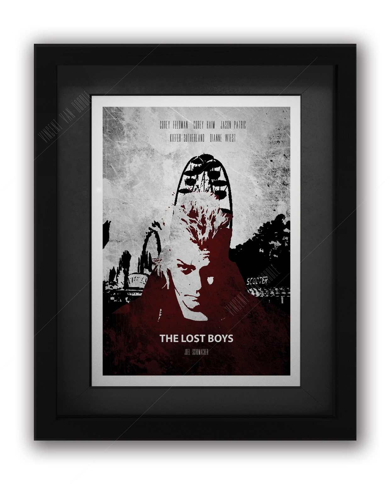 The-lost-boys-framed