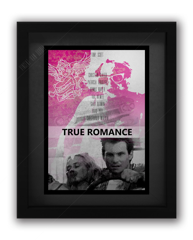 True-Romance-Framed