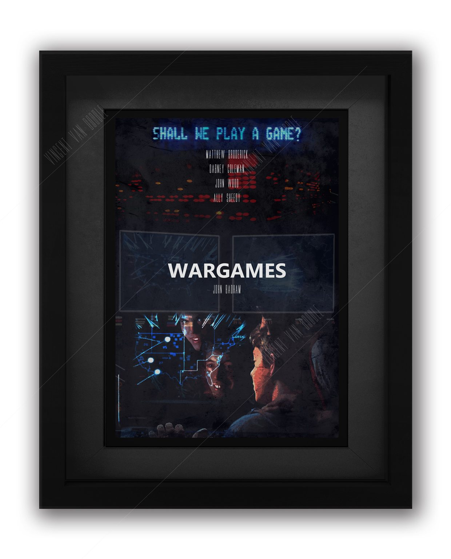 WarGames-Framed