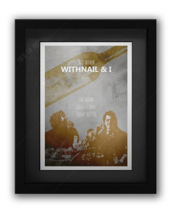 Withnail and I Movie Poster