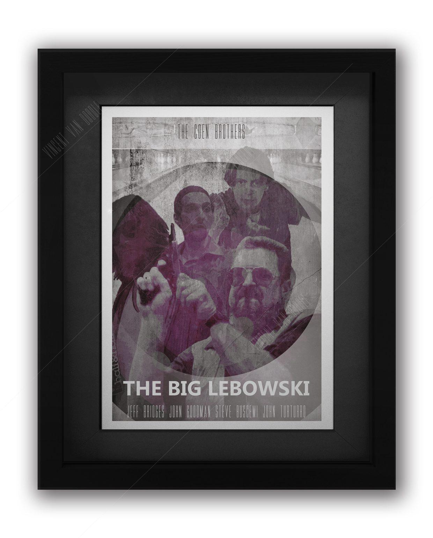 big-lebowski-framed