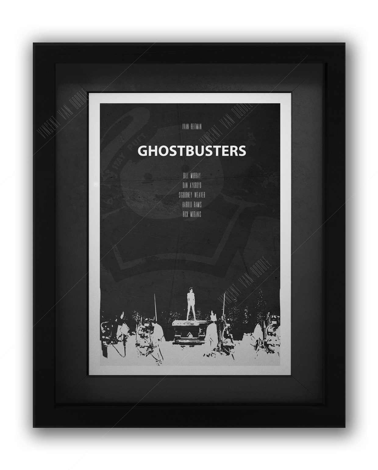 ghostbusters-framed