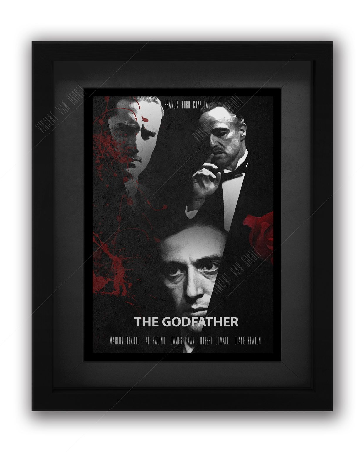 godfather-framed