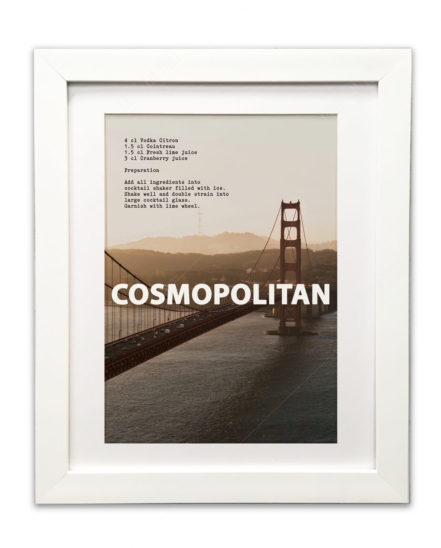 Cosmo-Framed-White