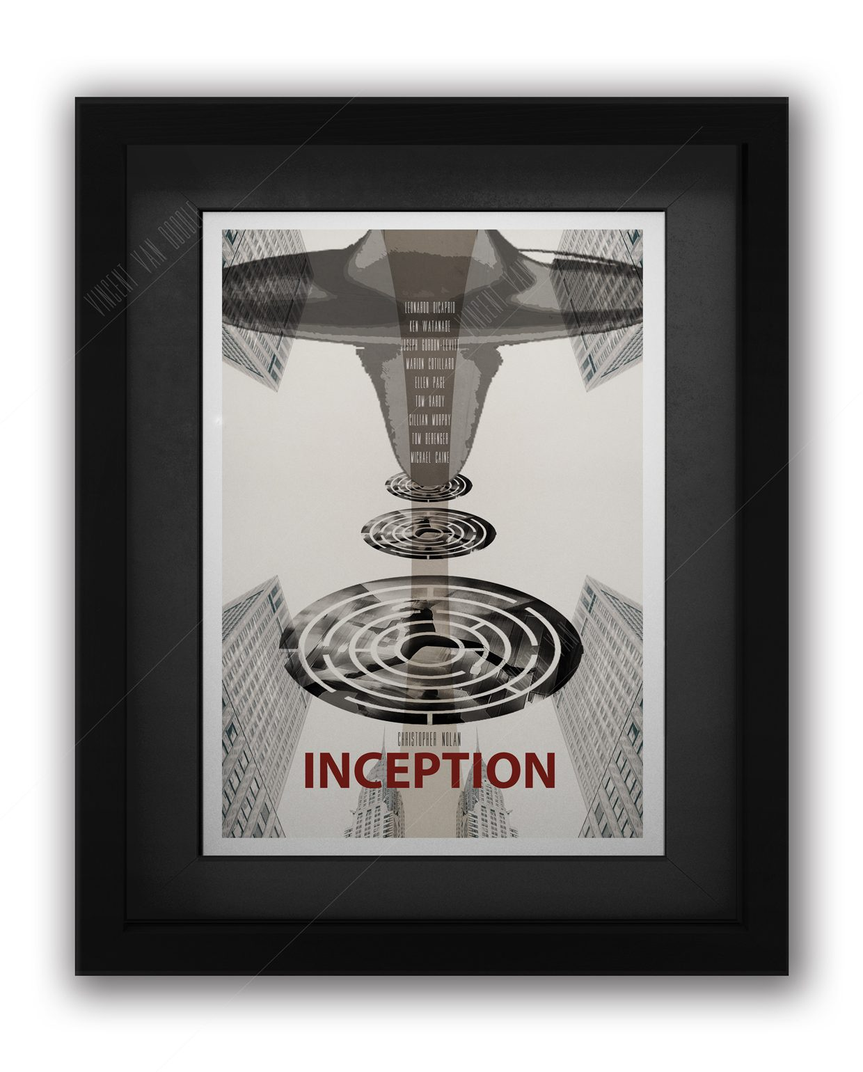Inception-Framed