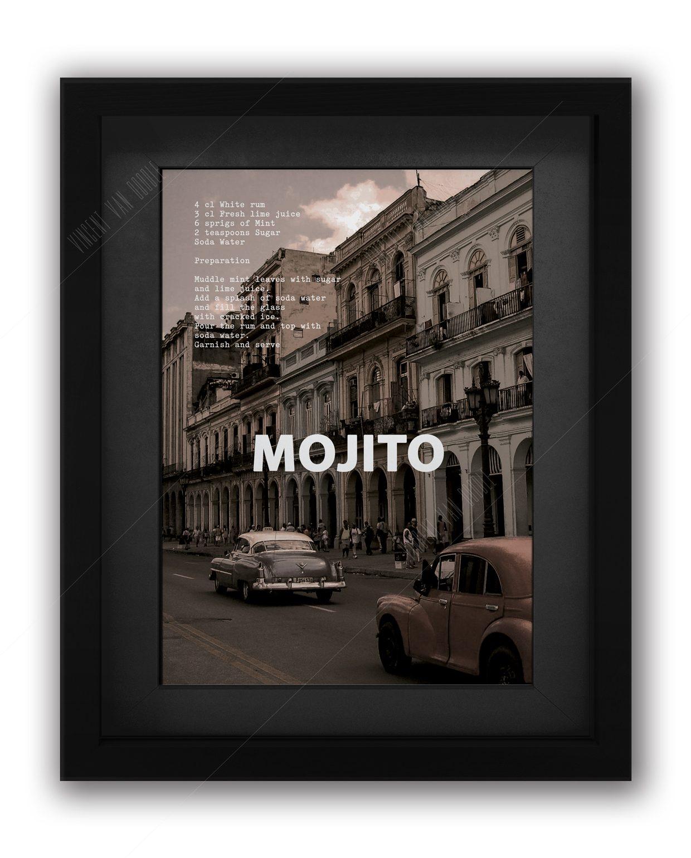 Mojito-Framed-Black