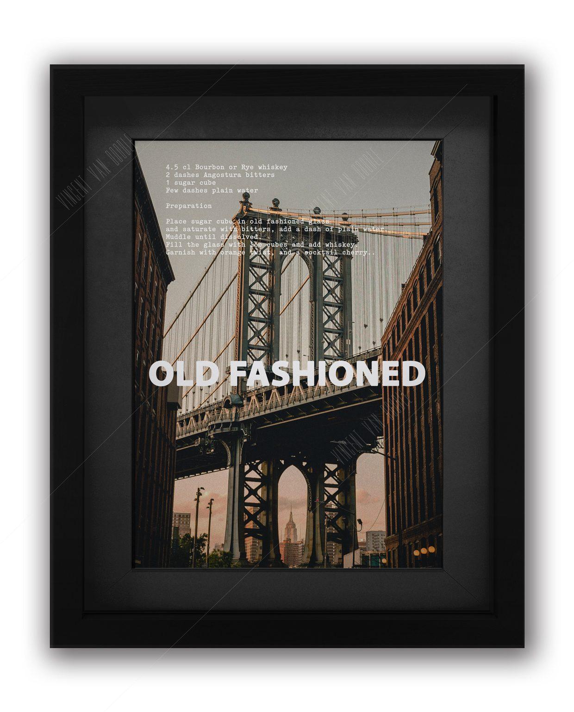 Old-Fashioned-Framed-Black