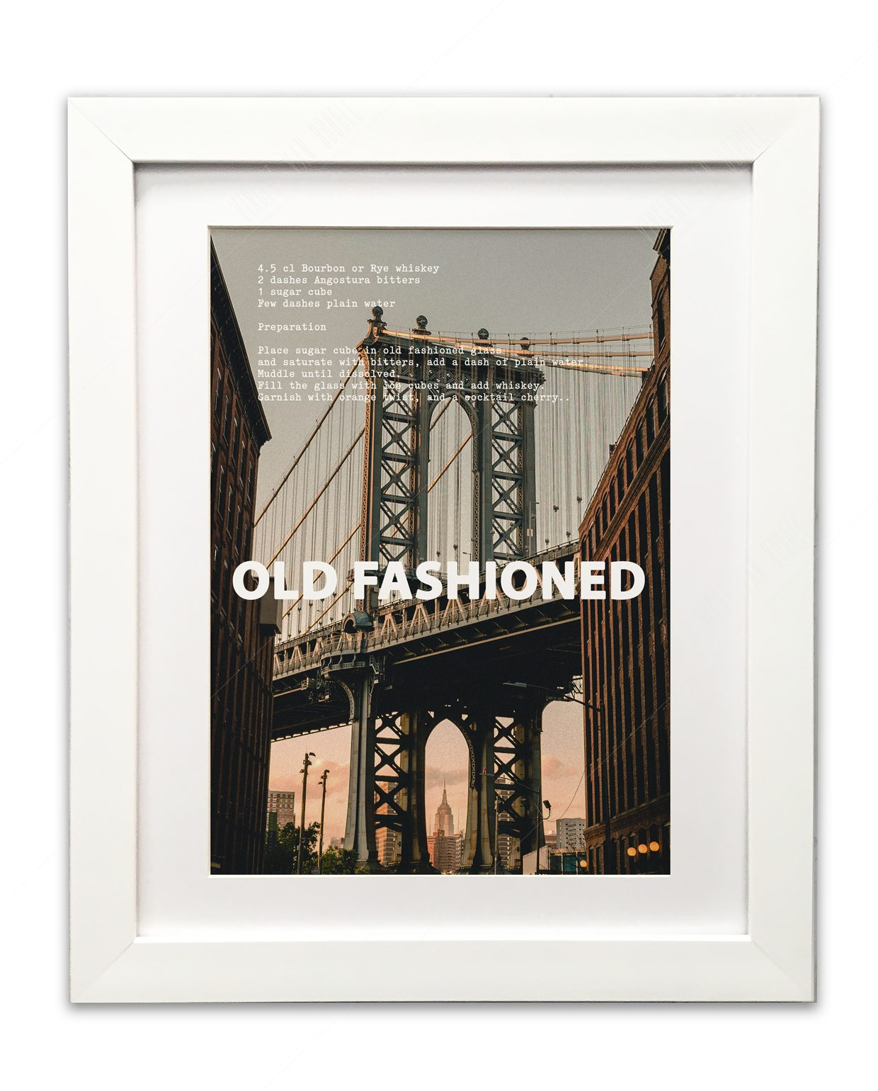 Old-Fashioned-Framed-White