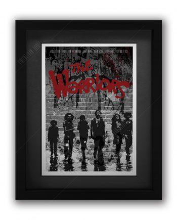 Warriors Movie Poster