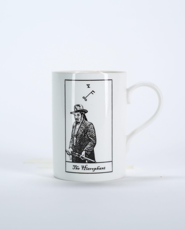 Jimmy Jesus Tarot Mug