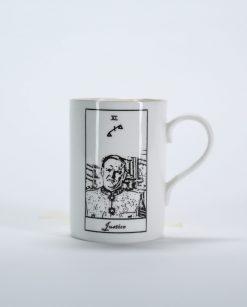 Sergeant Moss Peaky Mug