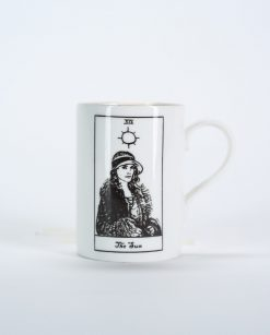 The Sun May Carleton mug