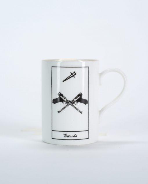 Sword Tarot Mug