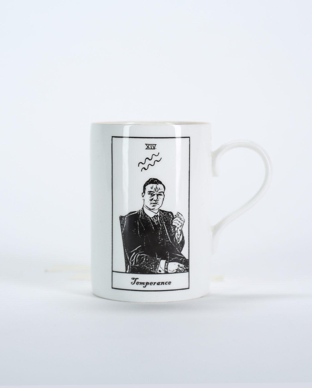 Peaky Blinders Temperance Tarot Mug