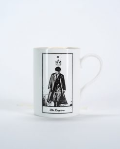 Peaky Blinder's Tommy Shelby tarot style mug