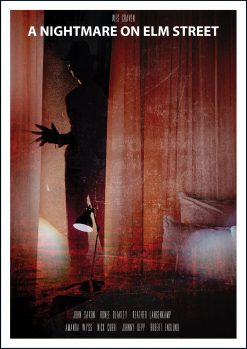 A Nightmare on Elm Street Movie Poster